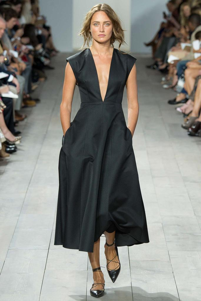 Michael Kors Ready To Wear SS 2015 NYFW (51)