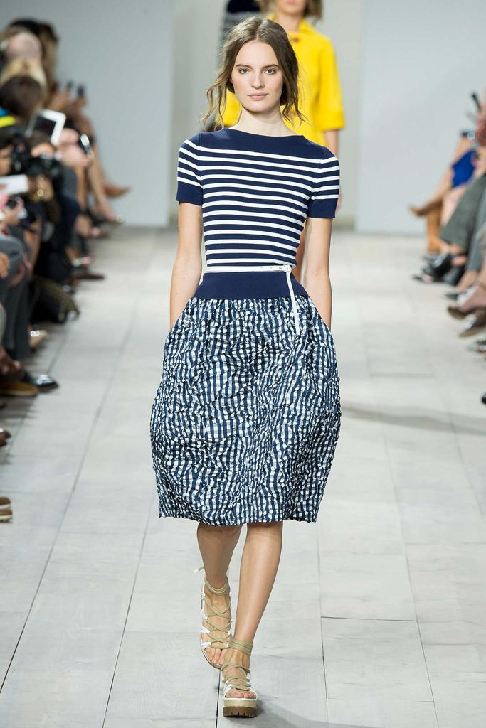Michael Kors Ready To Wear SS 2015 NYFW (9)
