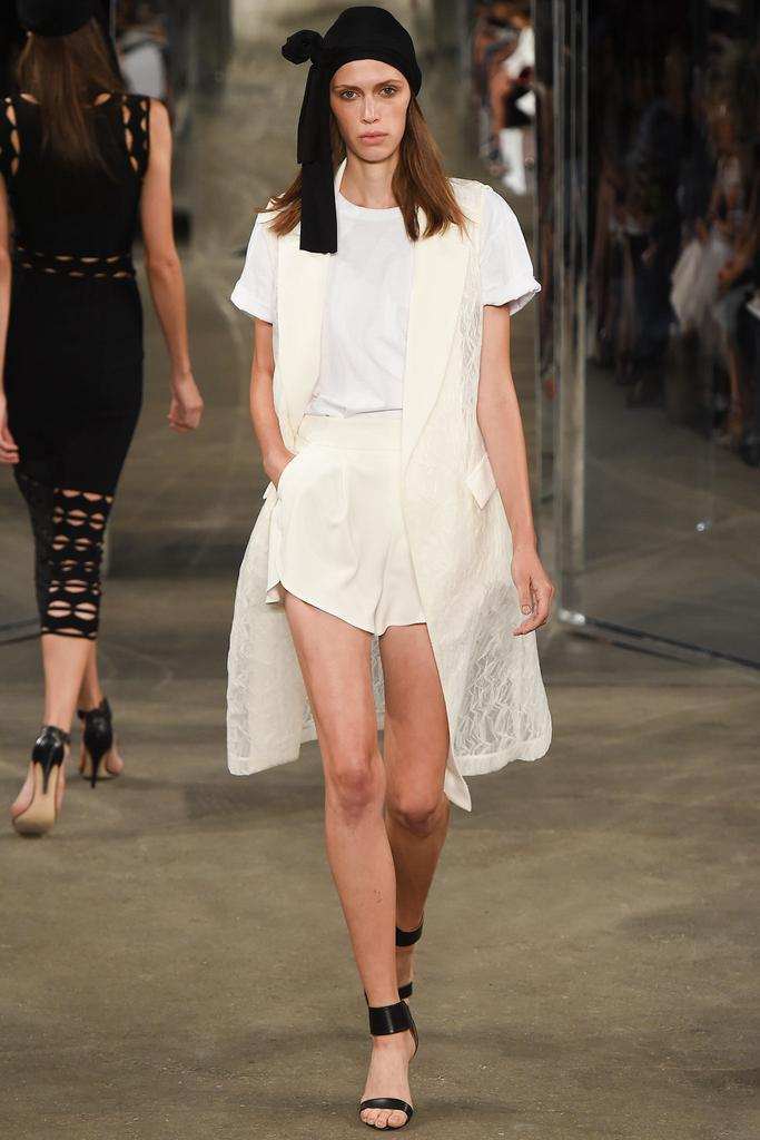 Milly Ready To Wear SS 2015 NYFW