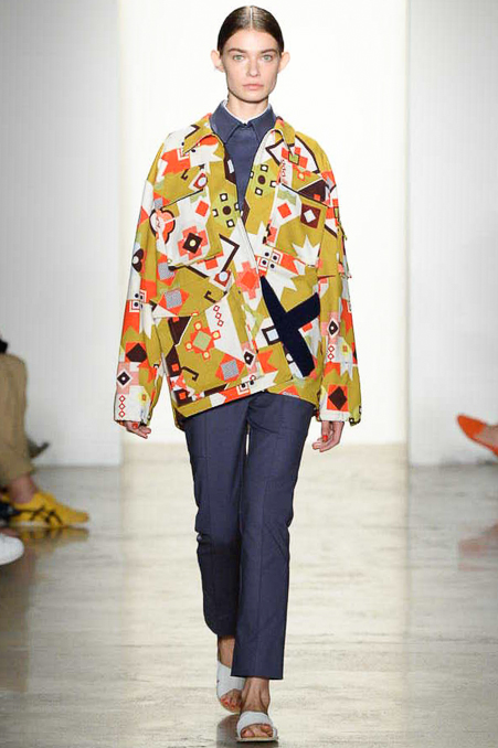 Ostwald Helgason Ready To Wear SS 2015