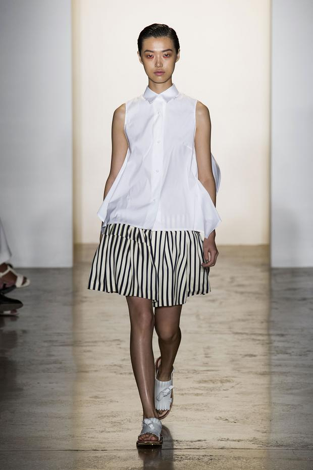 Peter Som Ready To Wear SS 2015 NYFW