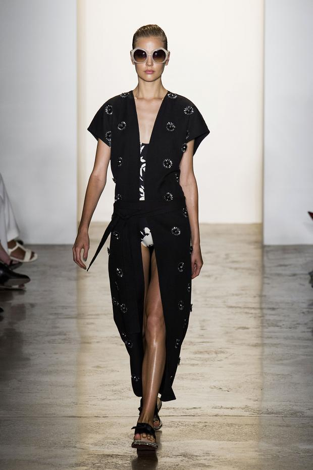 Peter Som Ready To Wear SS 2015 NYFW (21)