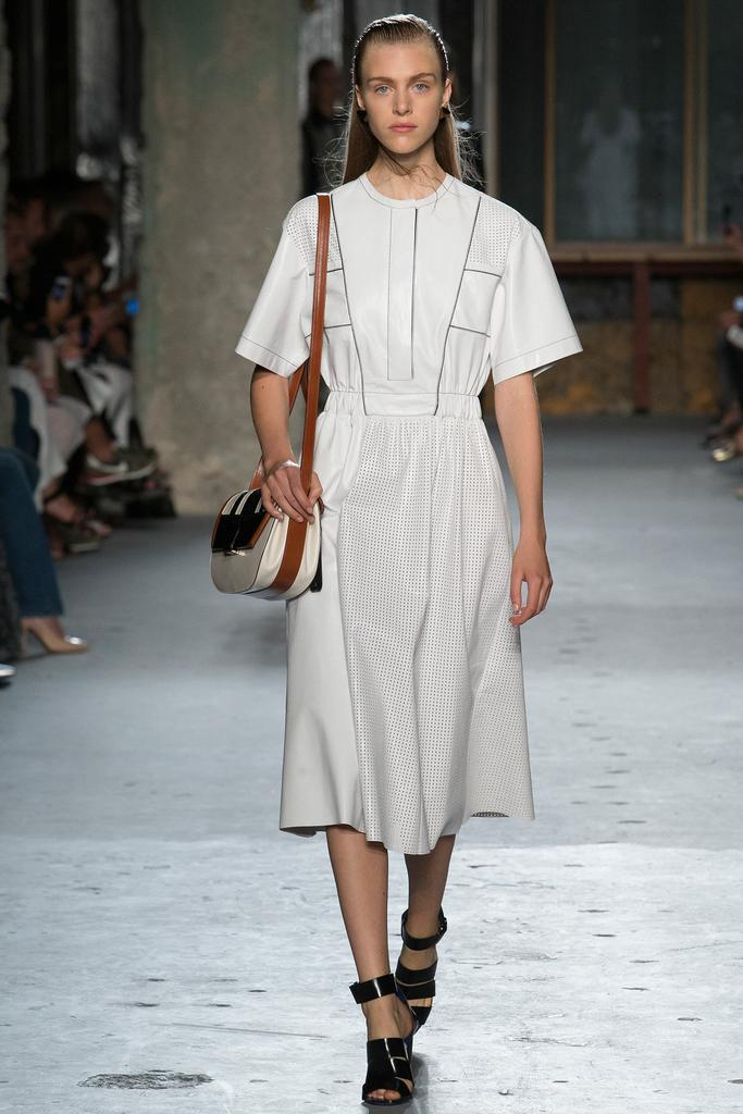 Proenza Schouler Ready To Wear SS 2015 NYFW (11)