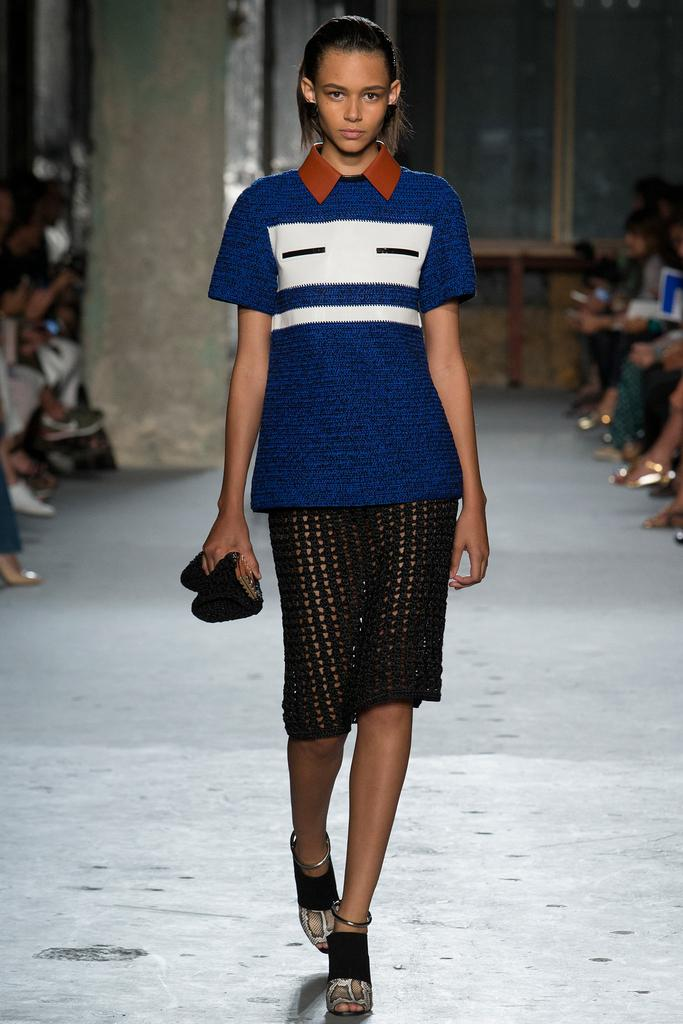 Proenza Schouler Ready To Wear SS 2015 NYFW (25)
