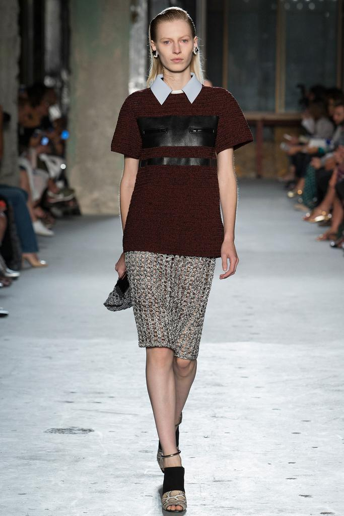 Proenza Schouler Ready To Wear SS 2015 NYFW (27)