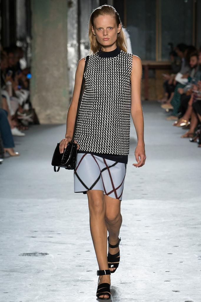 Proenza Schouler Ready To Wear SS 2015 NYFW (30)