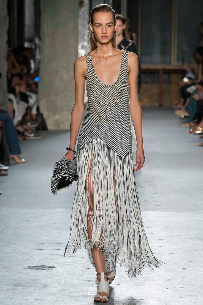 Proenza Schouler Ready To Wear SS 2015 NYFW