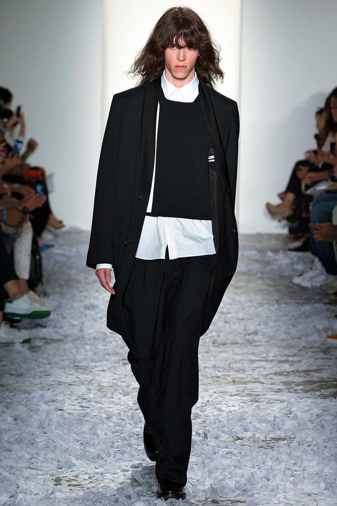 Public School Ready To Wear SS 2015 NYFW