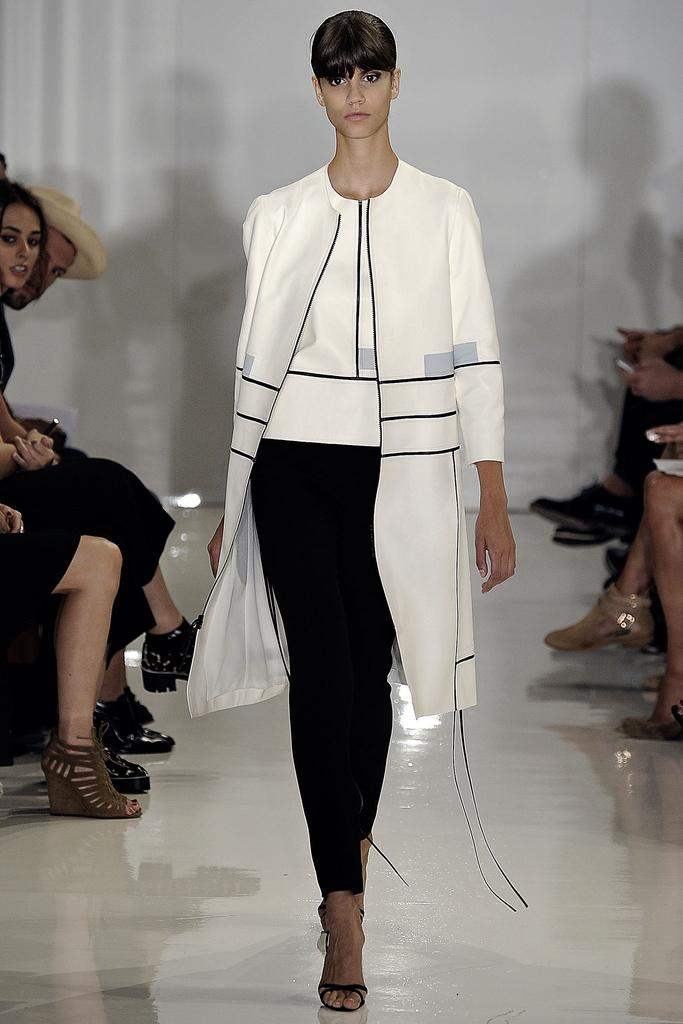 Ralph Rucci Ready To Wear SS 2015 NYFW (13)