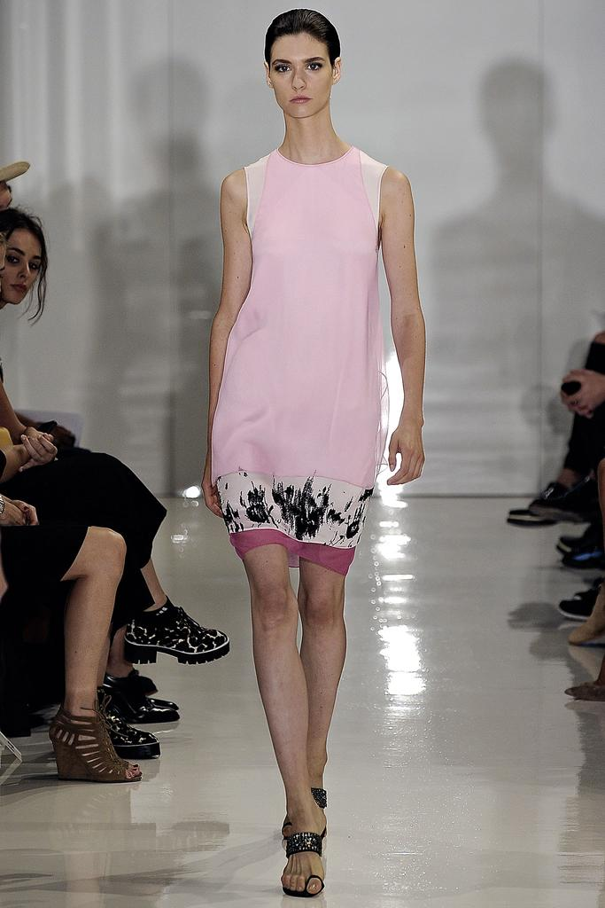 Ralph Rucci Ready To Wear SS 2015 NYFW