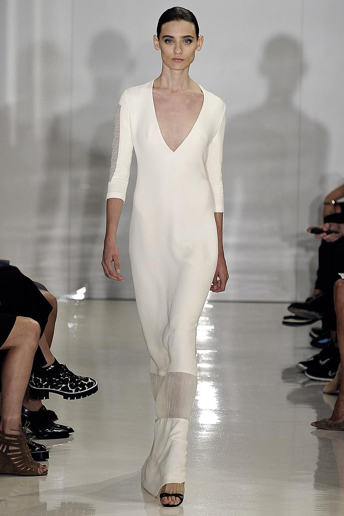 Ralph Rucci Ready To Wear SS 2015 NYFW (32)