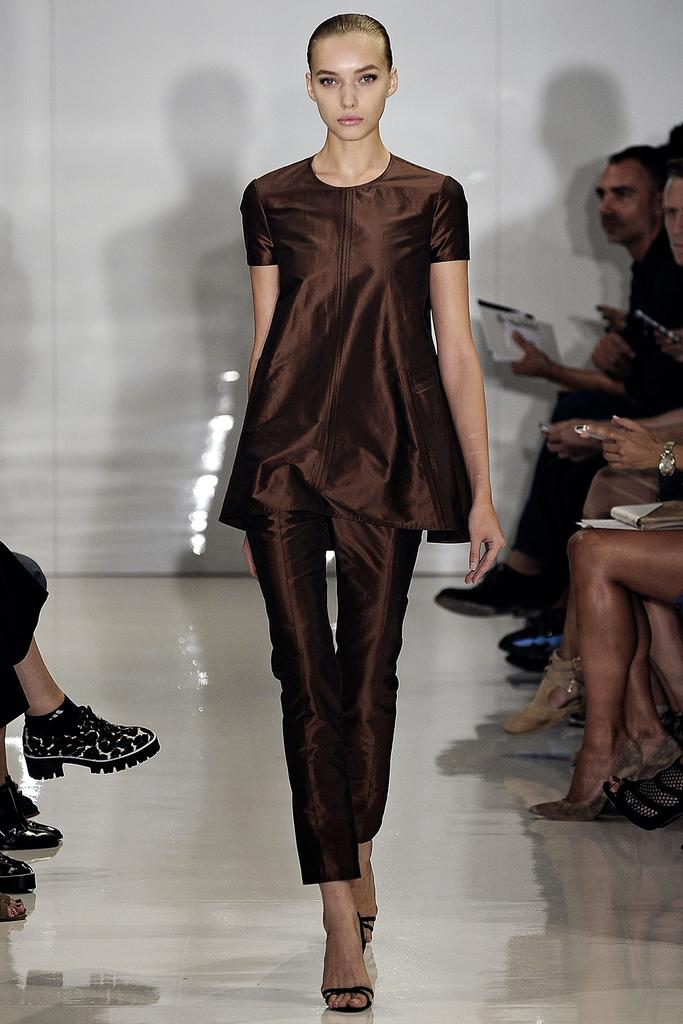 Ralph Rucci Ready To Wear SS 2015 NYFW (8)