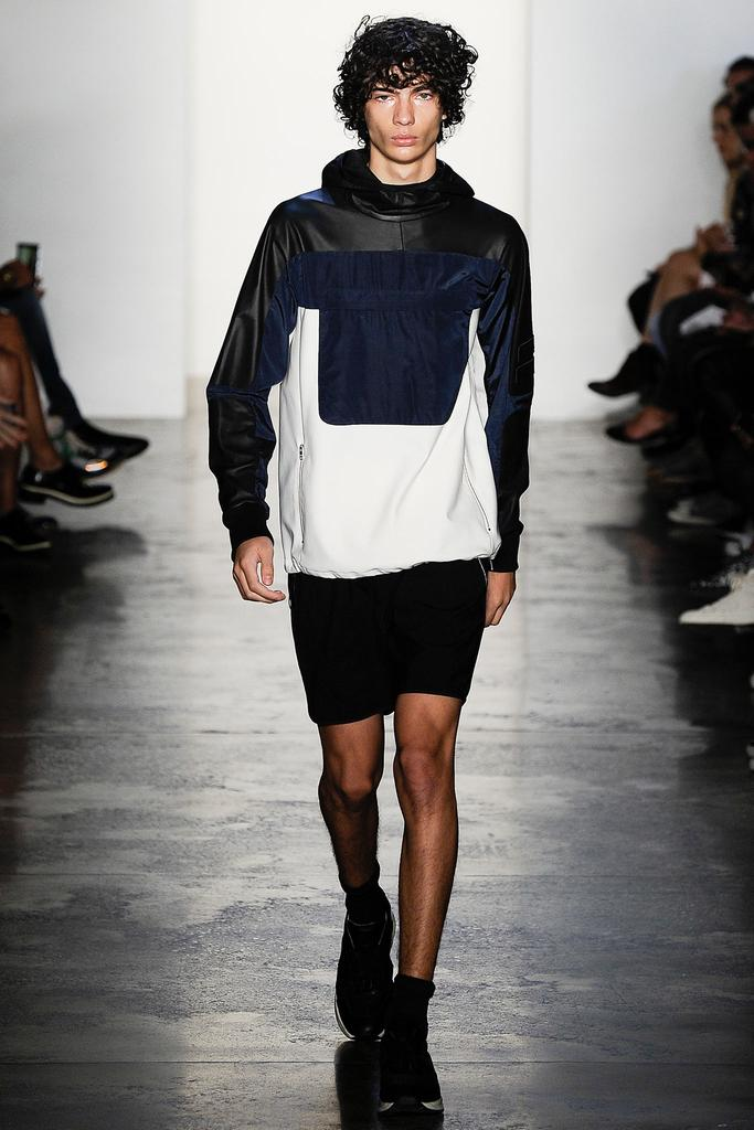 Tim Coppens Ready To Wear SS 2015 NYFW