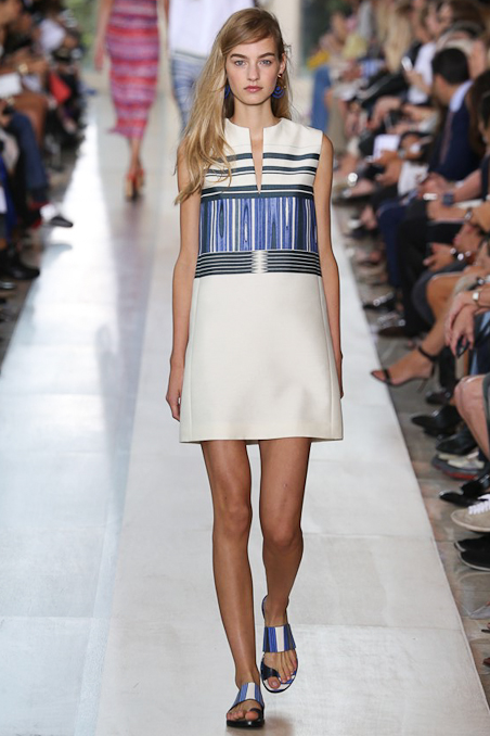 Tory Burch Ready To Wear SS 2015 NYFW (20)