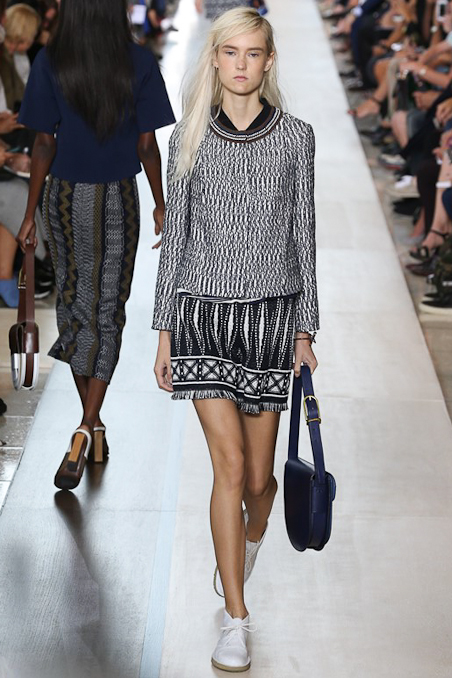 Tory Burch Ready To Wear SS 2015 NYFW (8)