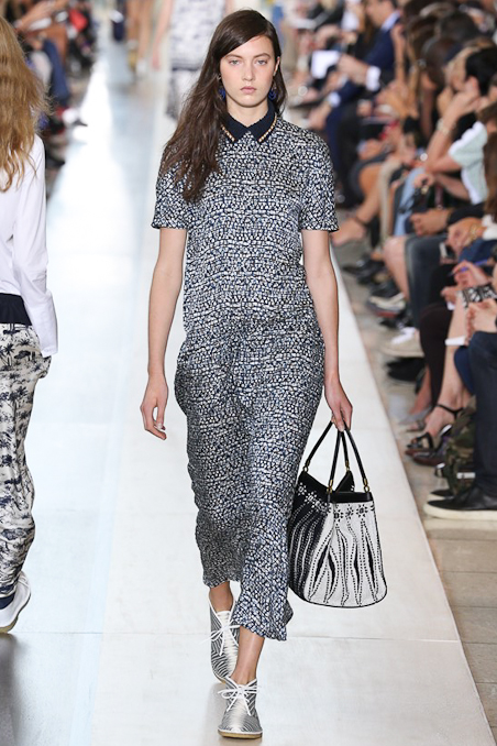 Tory Burch Ready To Wear SS 2015 NYFW (9)