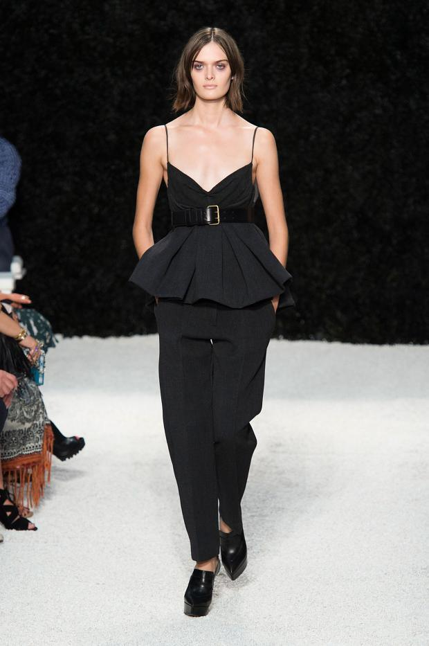 Vera Wang Ready To Wear SS 2015 NYFW (11)