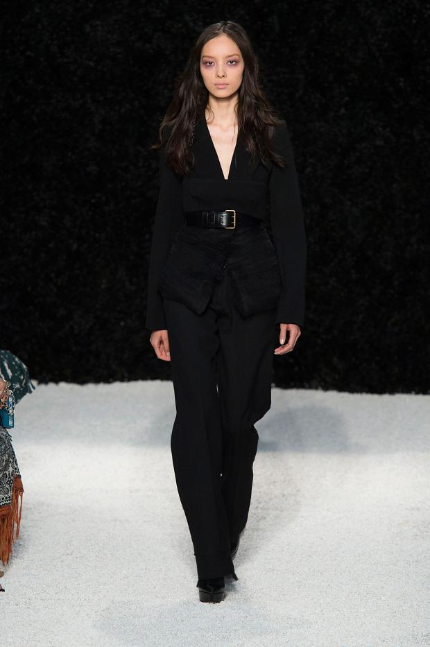 Vera Wang Ready To Wear SS 2015 NYFW (3)