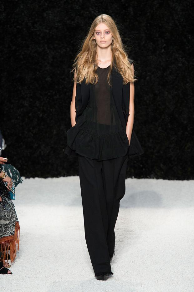 Vera Wang Ready To Wear SS 2015 NYFW (5)