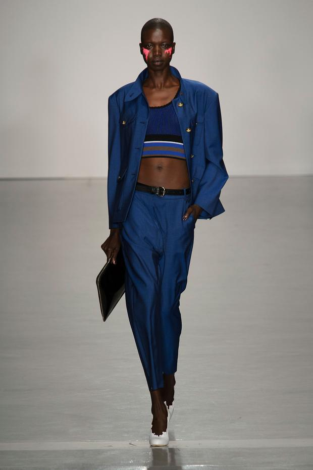 Vivienne Westwood Red Label SS 2015 LFW (1)