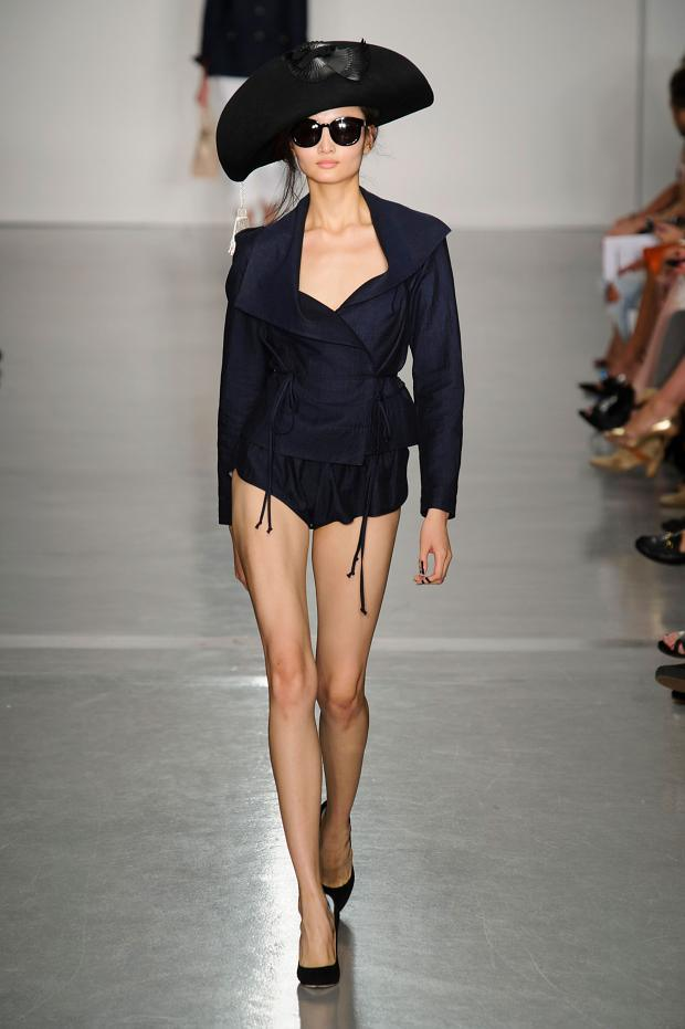 Vivienne Westwood Red Label SS 2015 LFW (6)