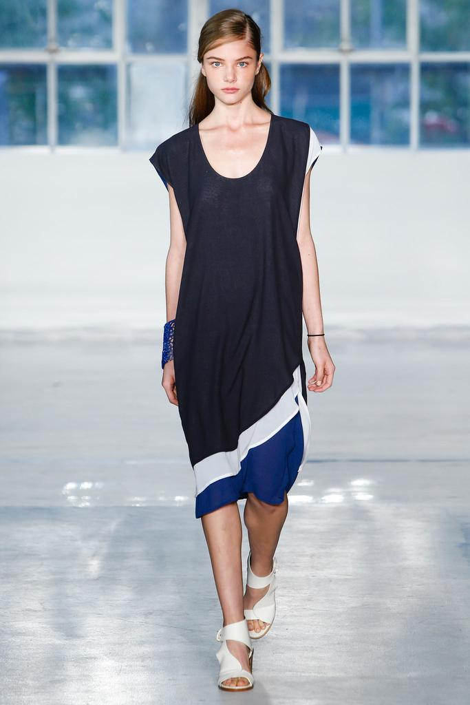 Zero + Maria Cornejo Ready To Wear SS 2015 NYFW (28)