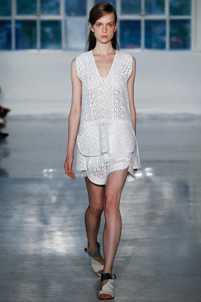 Zero + Maria Cornejo Ready To Wear SS 2015 NYFW