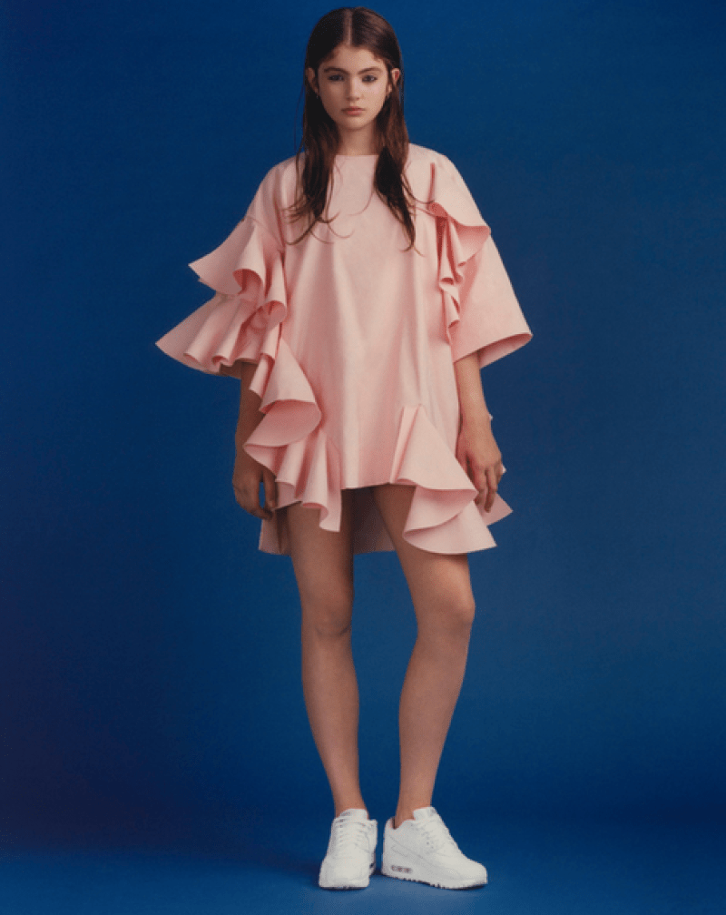 Christopher Shannon SS 2015 Debut Womens Lookbook (4)