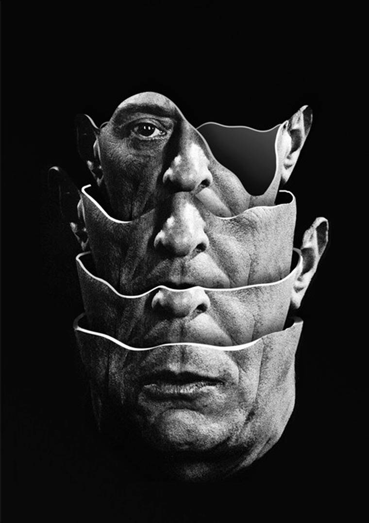 Duplicity by artist Matthieu Bourel