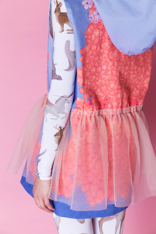 Hsiao Ron Cheng X LES' Fashion Collection