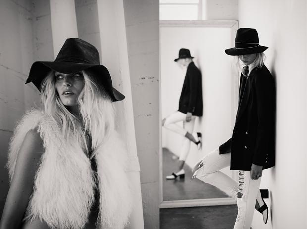 'Dark Horse' collection by designer Janessa Leone's