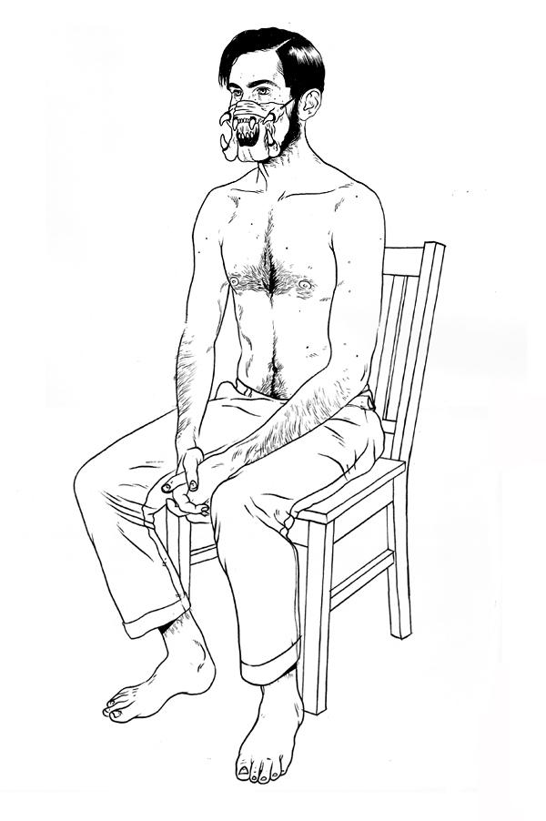 Illustrations by Louise Zergaeng Pomeroy