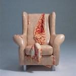 Visual Temperature – Sofa by Cao Hui