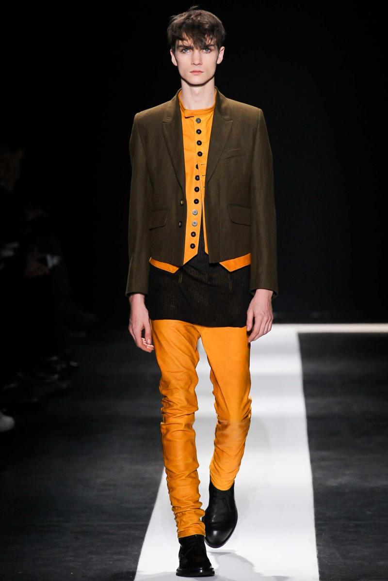 Ann Demeulemeester Menswear FW Paris (17)