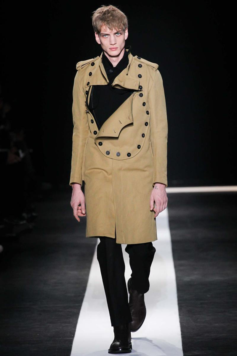 Ann Demeulemeester Menswear FW Paris (25)