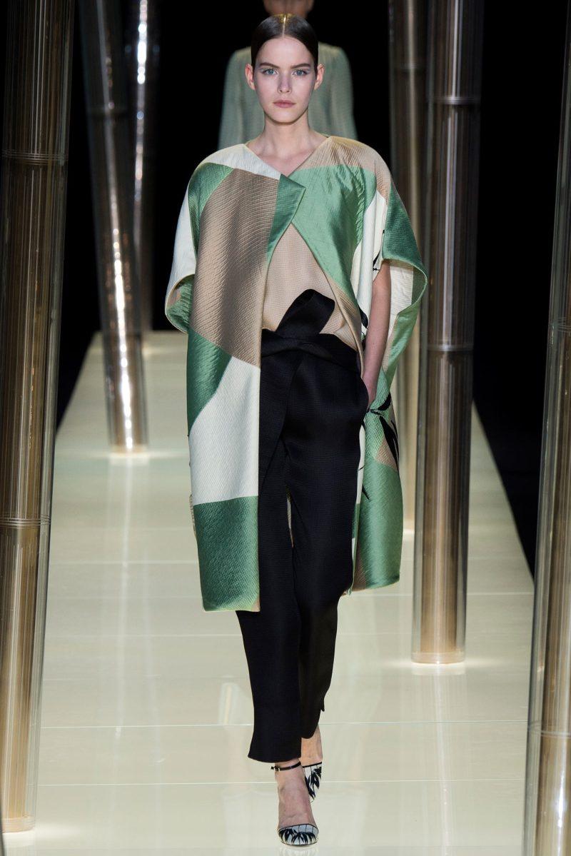 Armani Privé Haute Couture SS 2015 Paris (13)