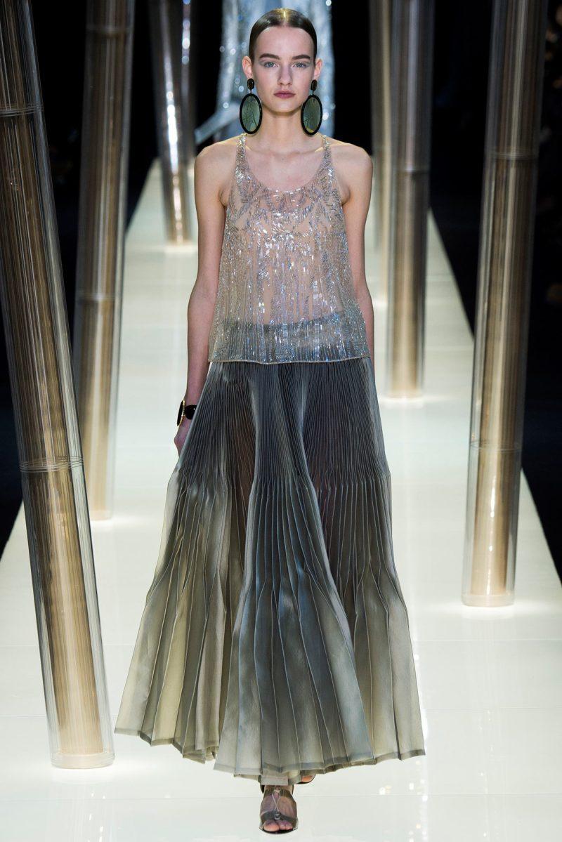 Armani Privé Haute Couture SS 2015 Paris (28)