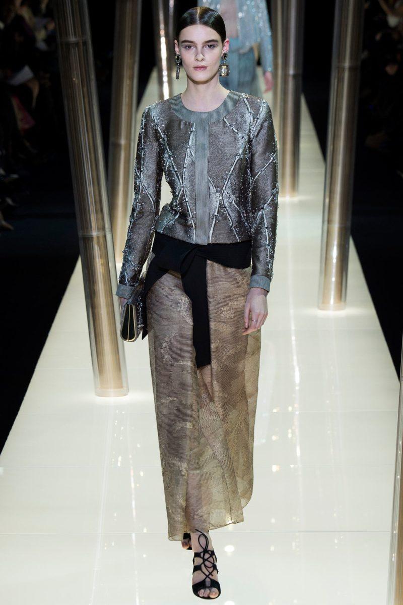 Armani Privé Haute Couture SS 2015 Paris (30)