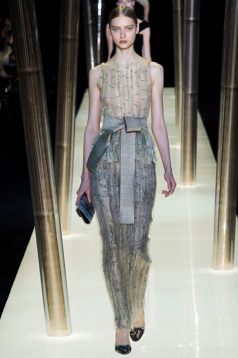 Armani Privé Haute Couture SS 2015 Paris (41)