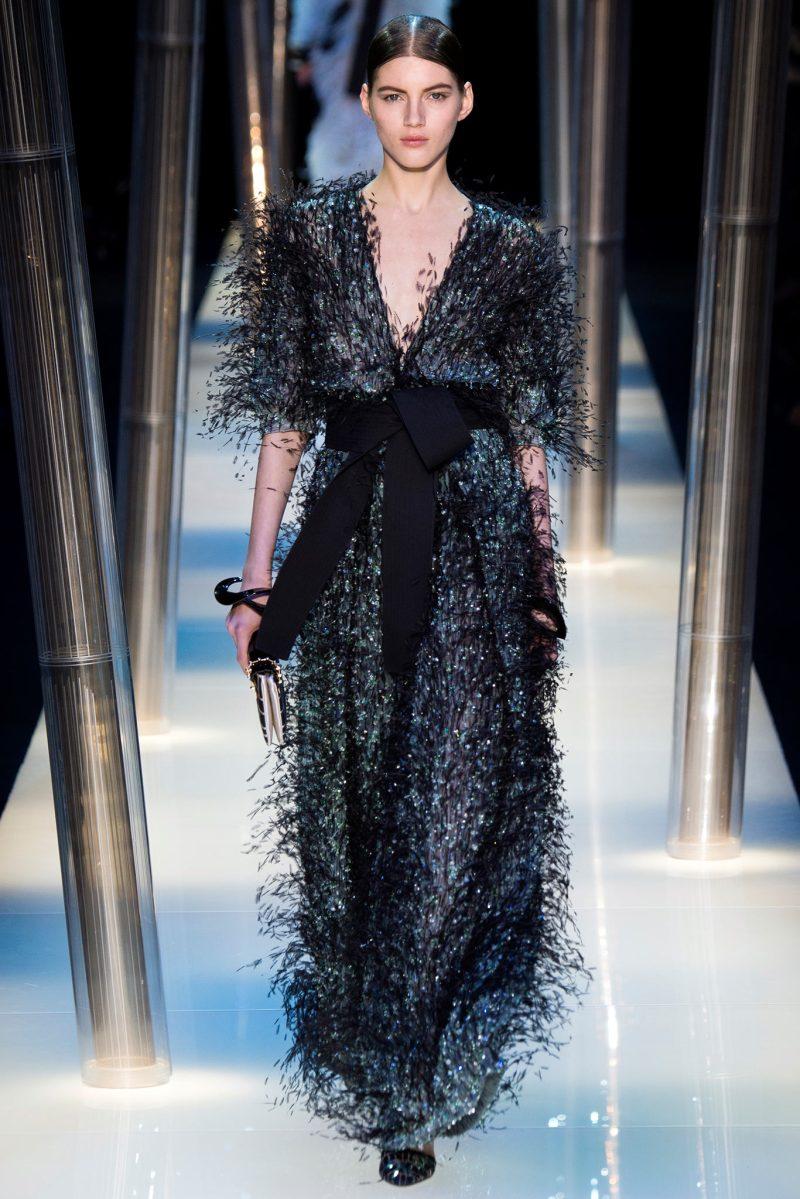 Armani Privé Haute Couture SS 2015 Paris (54)