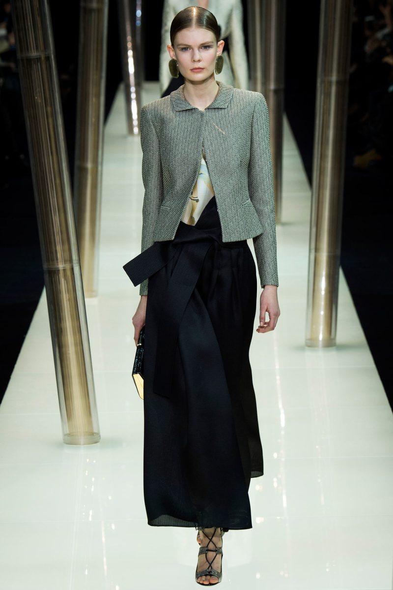 Armani Privé Haute Couture SS 2015 Paris (6)