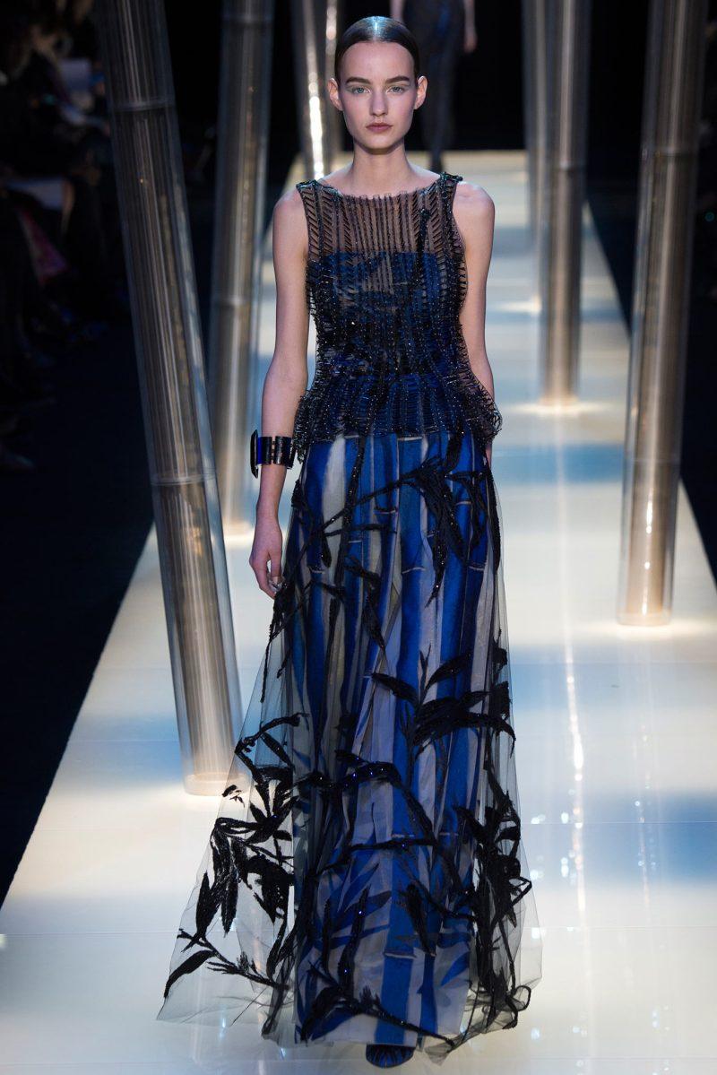 Armani Privé Haute Couture SS 2015 Paris (61)