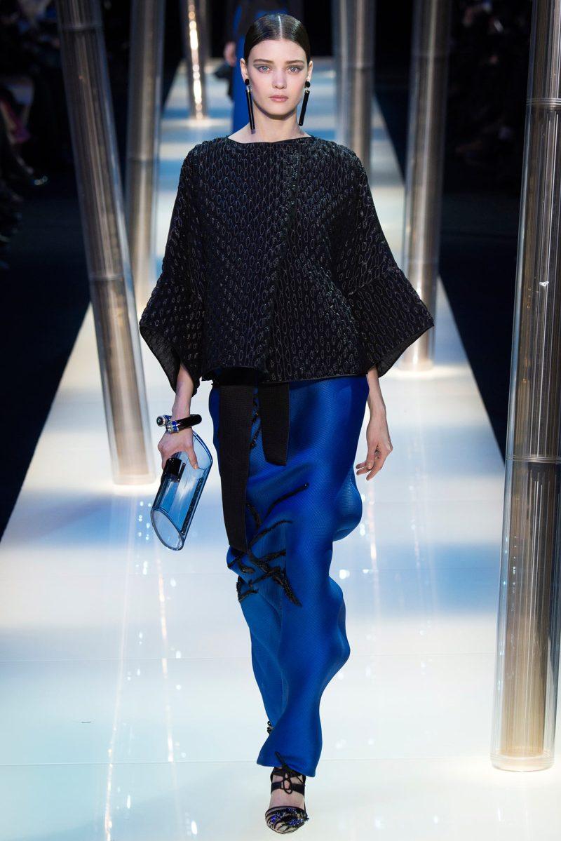 Armani Privé Haute Couture SS 2015 Paris (65)