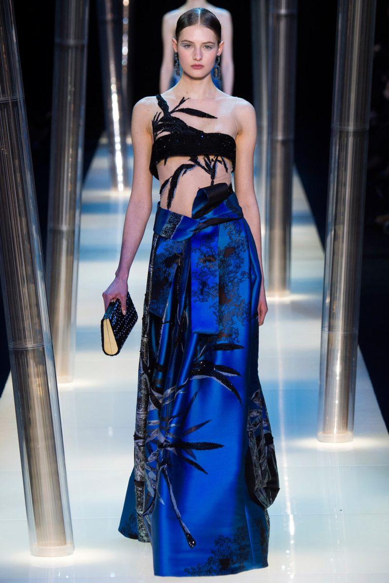 Armani Privé Haute Couture SS 2015 Paris (68)