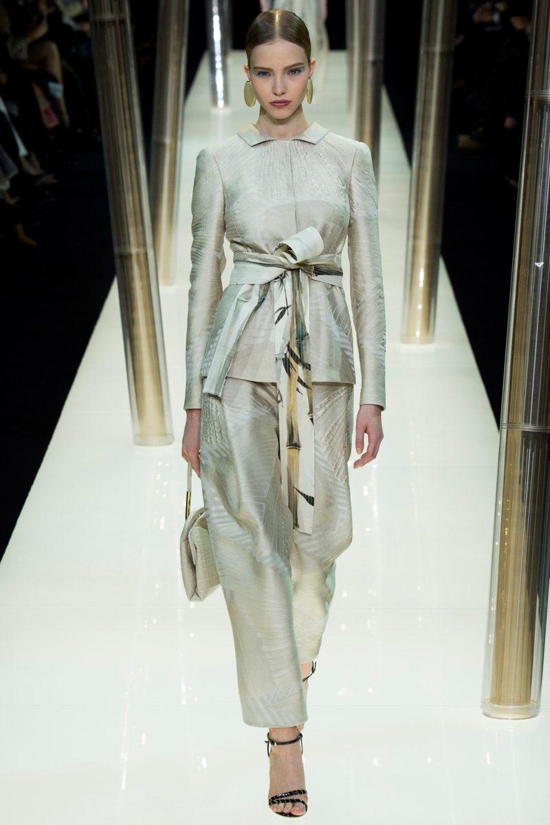 Armani Privé Haute Couture SS 2015 Paris (8)