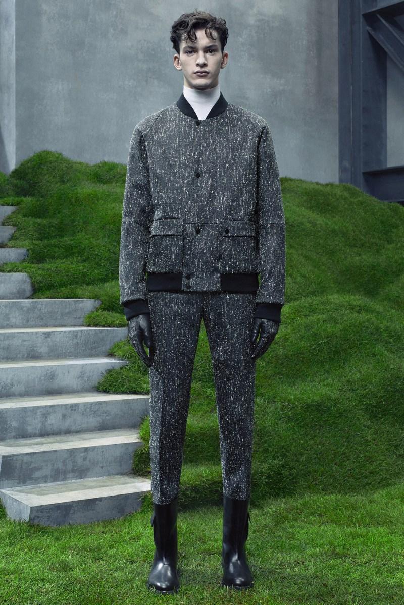 Balenciaga Menswear F/W 2015