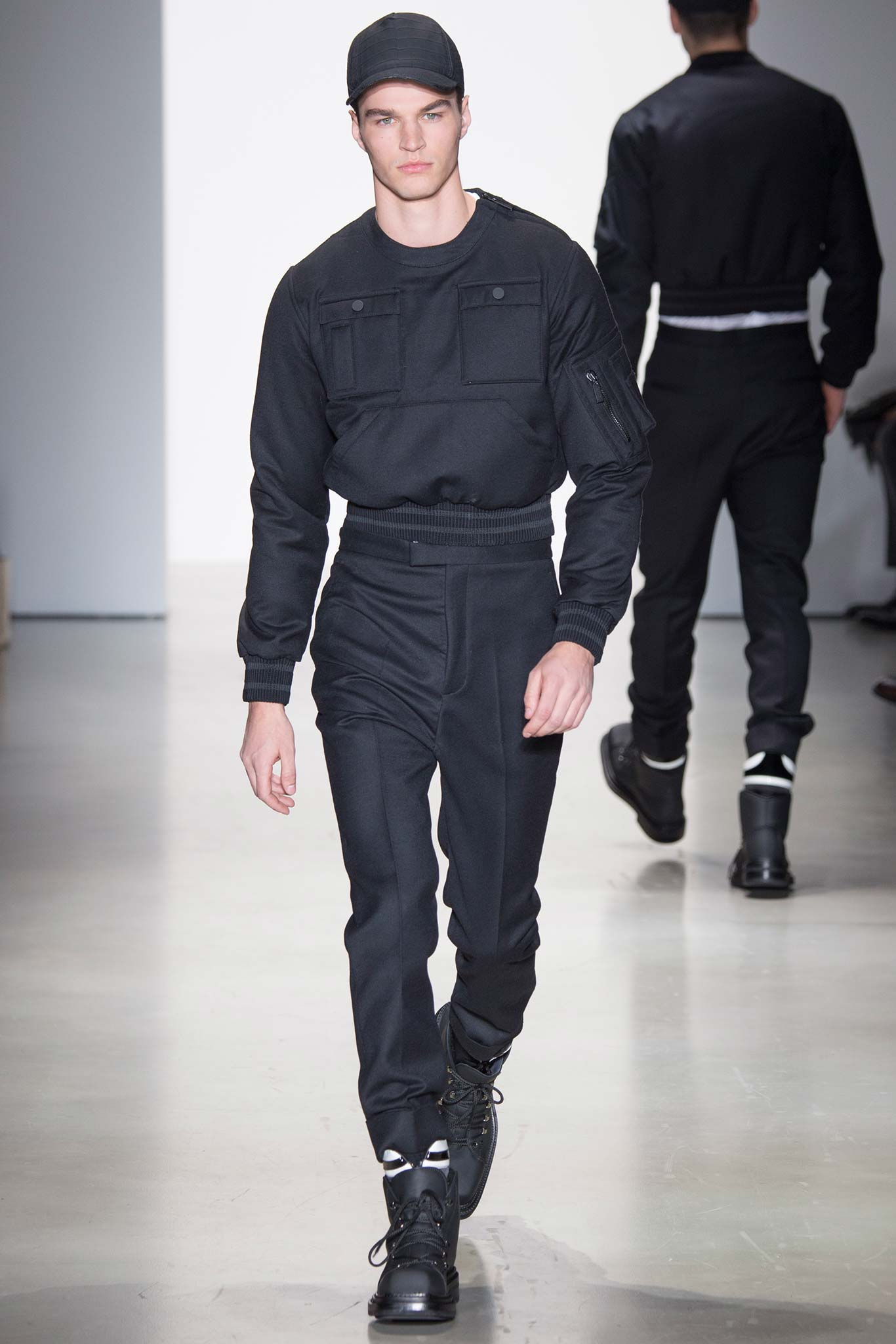 Calvin Klein Collection Menswear FW 2015 Milan