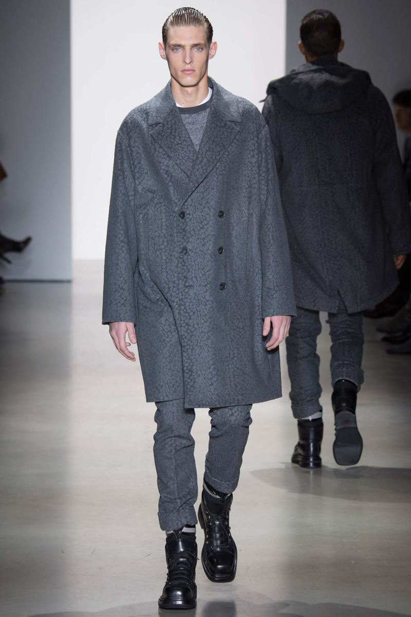 Calvin Klein Collection Menswear FW 2015 Milan (7)