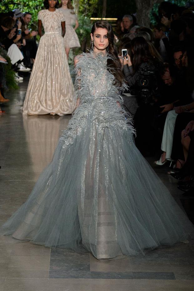 Elie Saab Haute Couture SS 2015 Paris (14)