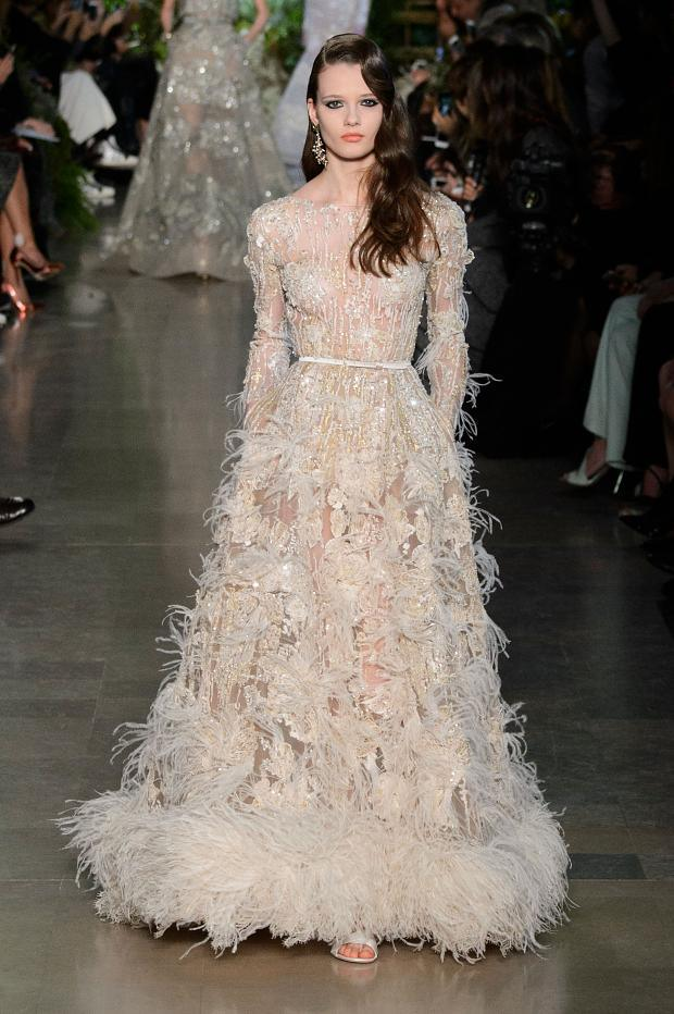 Elie Saab Haute Couture SS 2015 Paris (23)